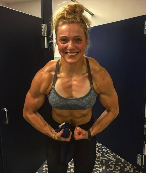 2 - The Epistane/Havoc prohormone : - Female bodybuilders
