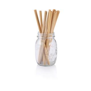 Pajitas de Bambú