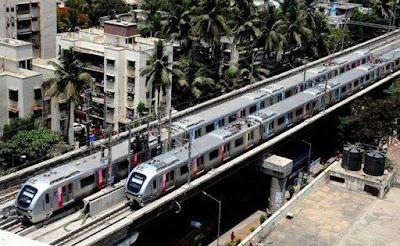 ADB Loan For Mumbai Metro