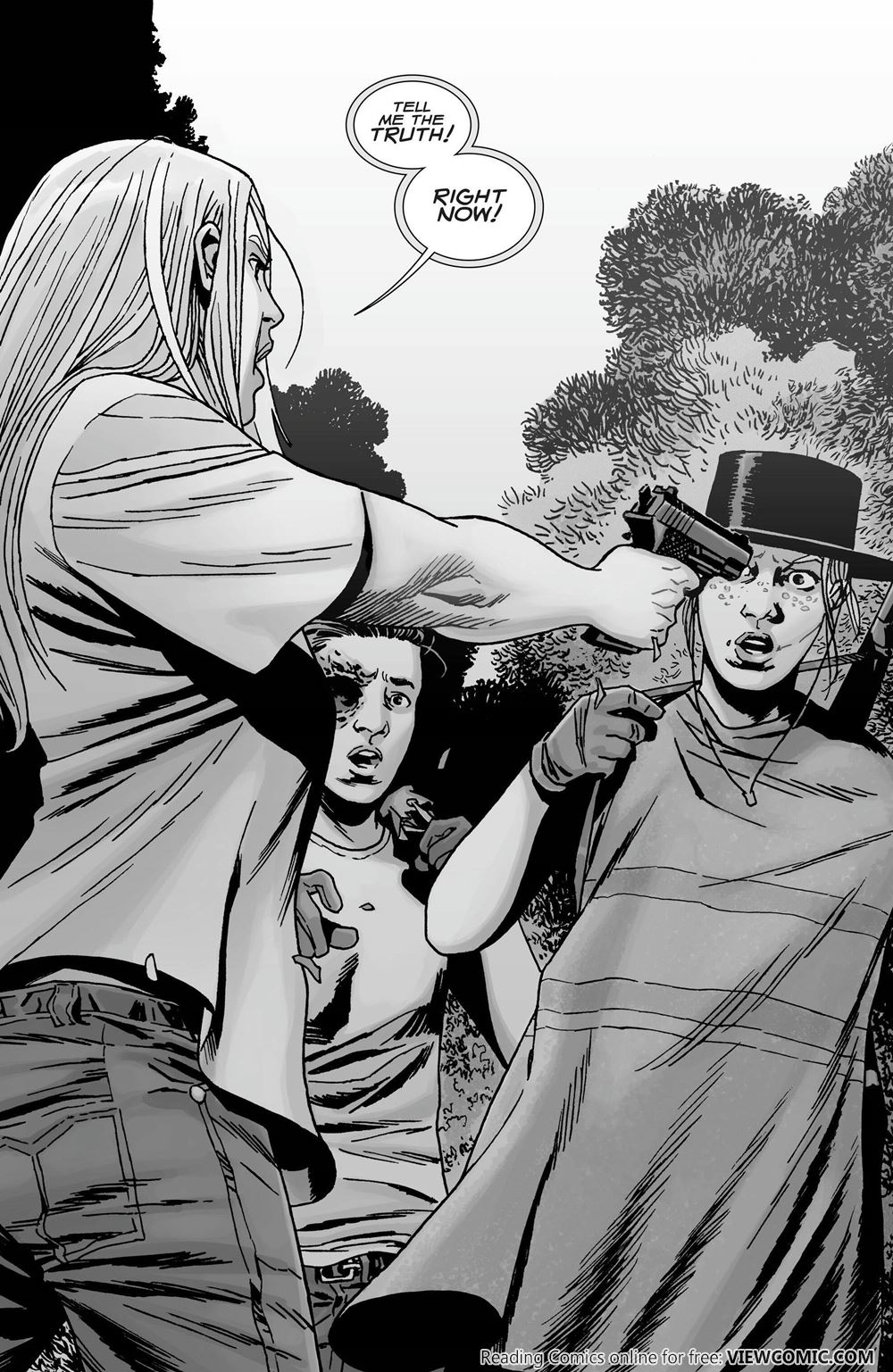 The Walking Dead 147 2017 Viewcomic Reading Comics Online For Free 2018