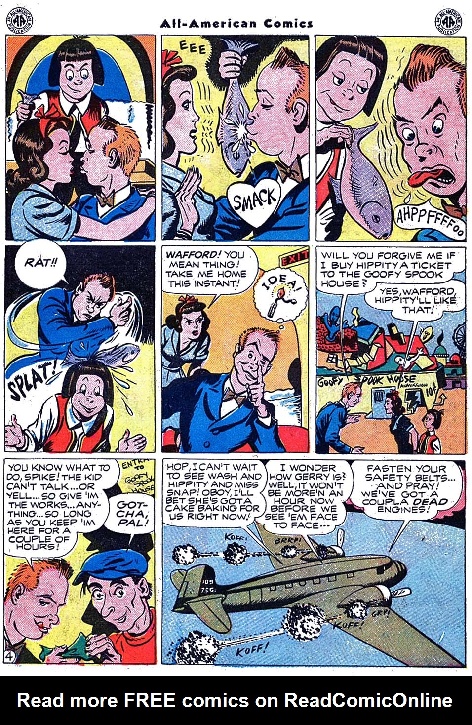 Read online All-American Comics (1939) comic -  Issue #67 - 45