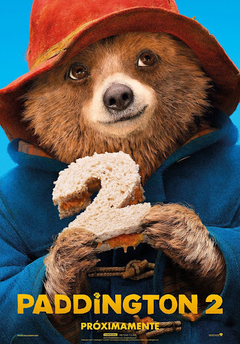 Paddington 2 (BRRip 1080p Dual Latino / Ingles) (2017)