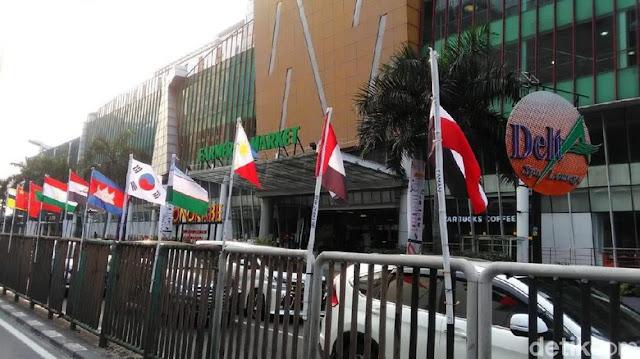 Capaian Luar Biasa Pemprov. DKI? Sandiaga Uno Minta Pemasangan Bendera Negara Peserta Asian Games Diapresiasi