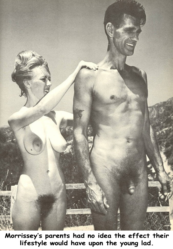 vintage young nudist