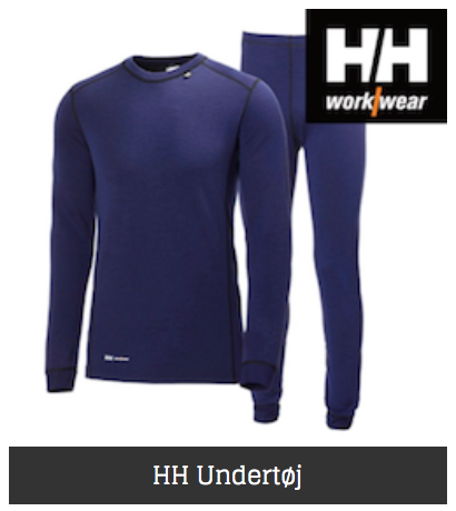 Helly Hansen undertøj