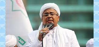 """MR JOKOWI"", Puisi Habib Rizieq untuk Preseiden"