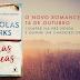 Começa a pré-venda de Almas Gêmeas, novo livro do Nicholas Sparks