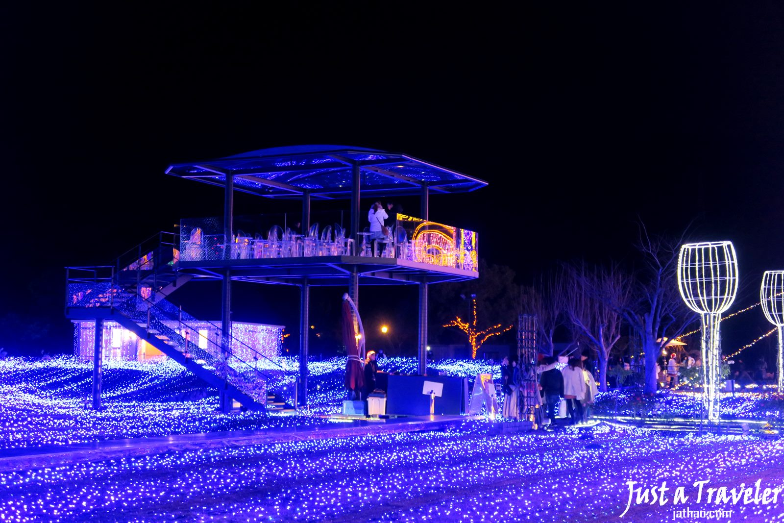 九州-長崎-景點-推薦-豪斯登堡-夜景-行程-旅遊-自由行-Kyushu-Huis Ten Bosch-Travel-Japan