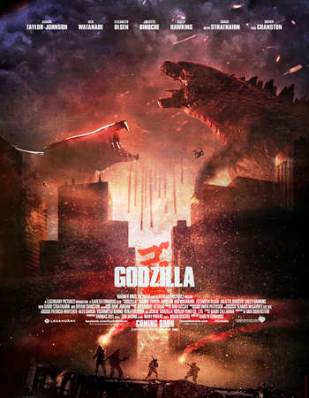 Godzilla 2014 Hindi Dual Audio BRRip Full Movie Download