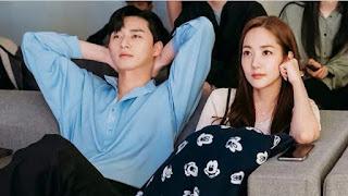 pemain drama Why Secretary Kim