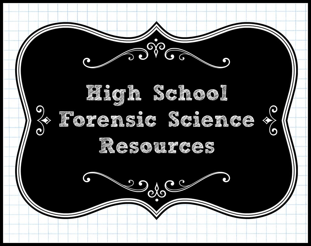 High School Forensic Science Course Resources Homeschool