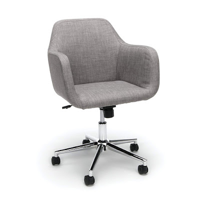 ergonomic desk chair with arms