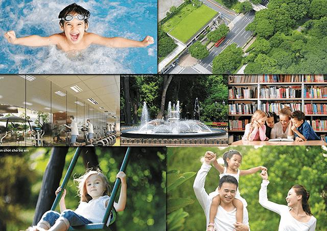 Hope Residence Phúc Đồng Long Biên - Những lý do bạn nhất định phải sở hữu căn hộ