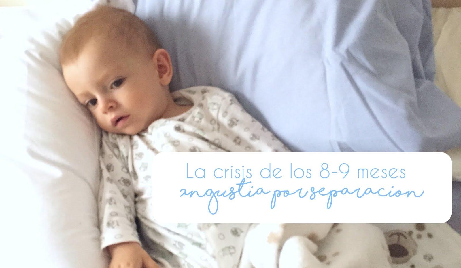 desarrollo de bebe de 8 meses y medio