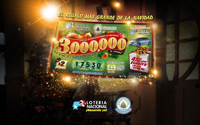 Loteria de Navidad 2012