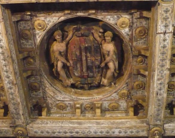Stemma di Vespasiano Gonzaga Colonna