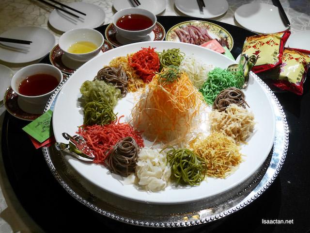 Chinese New Year Set Menu @ Lai Ching Yuen, Grand Millennium Kuala Lumpur