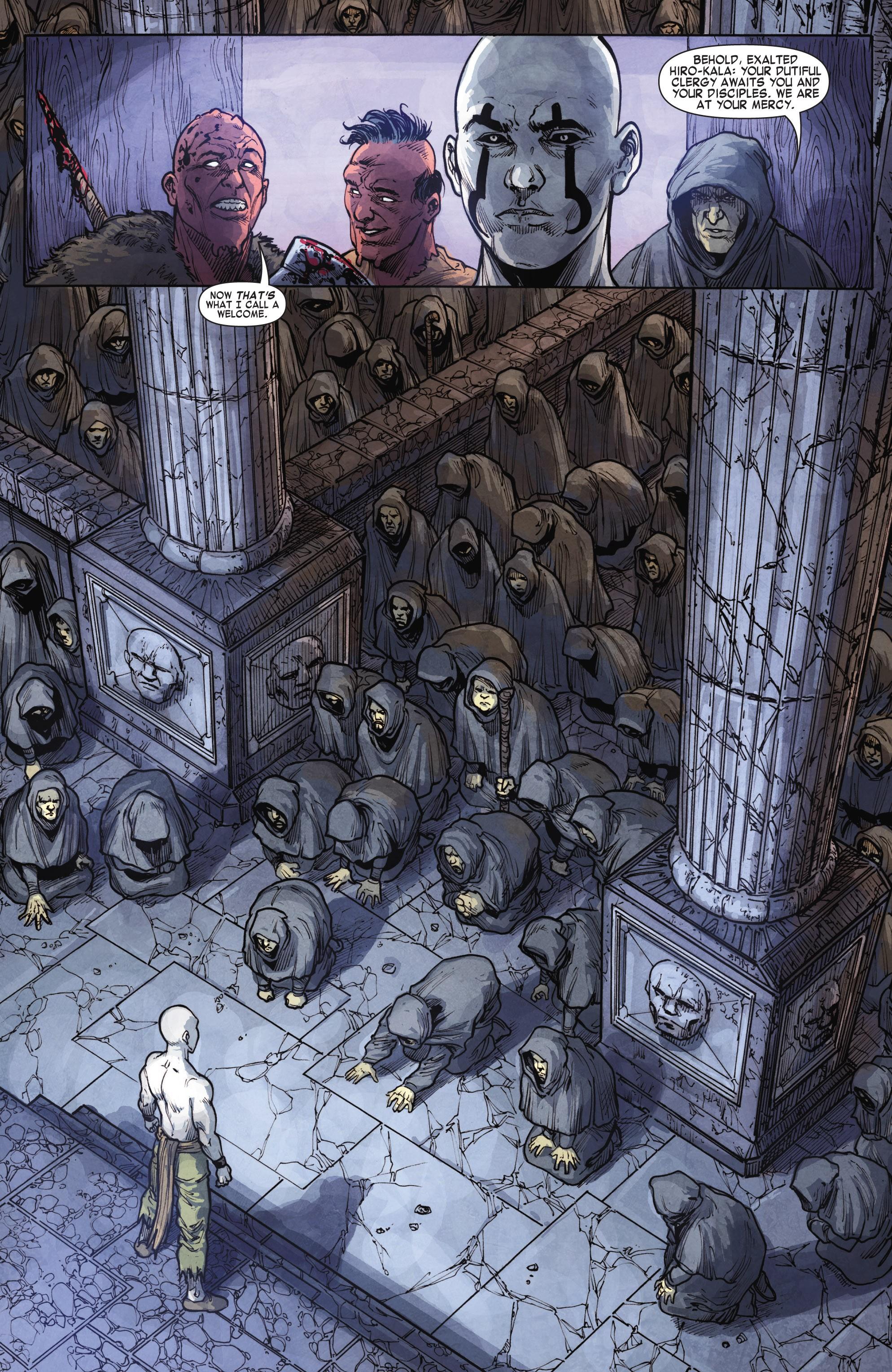 Read online Skaar: Son of Hulk comic -  Issue #15 - 9