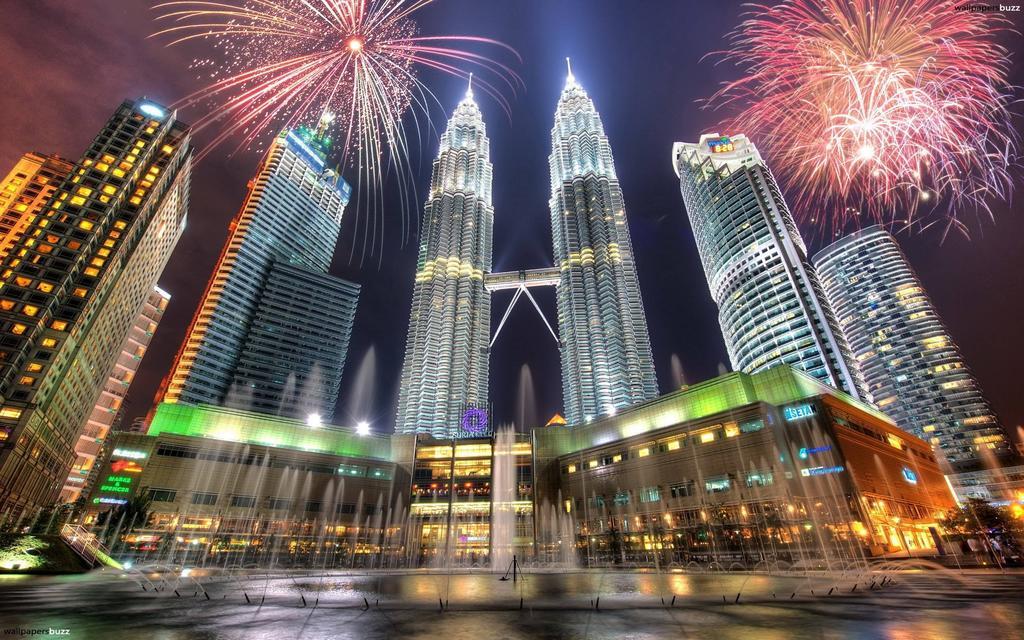 Tempat Menarik Di Kuala Lumpur Malaysia Waktu Malam