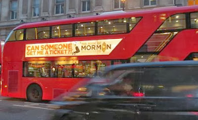 New Bus for London - The Book of Mormon