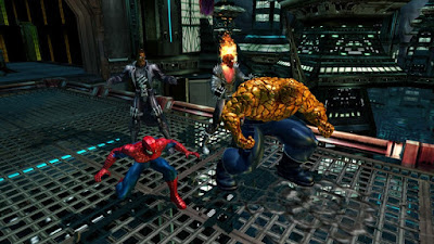 Marvel: Ultimate Alliance pc game | Computer Software