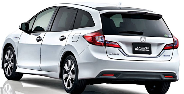 NEW Honda Jade Facelift