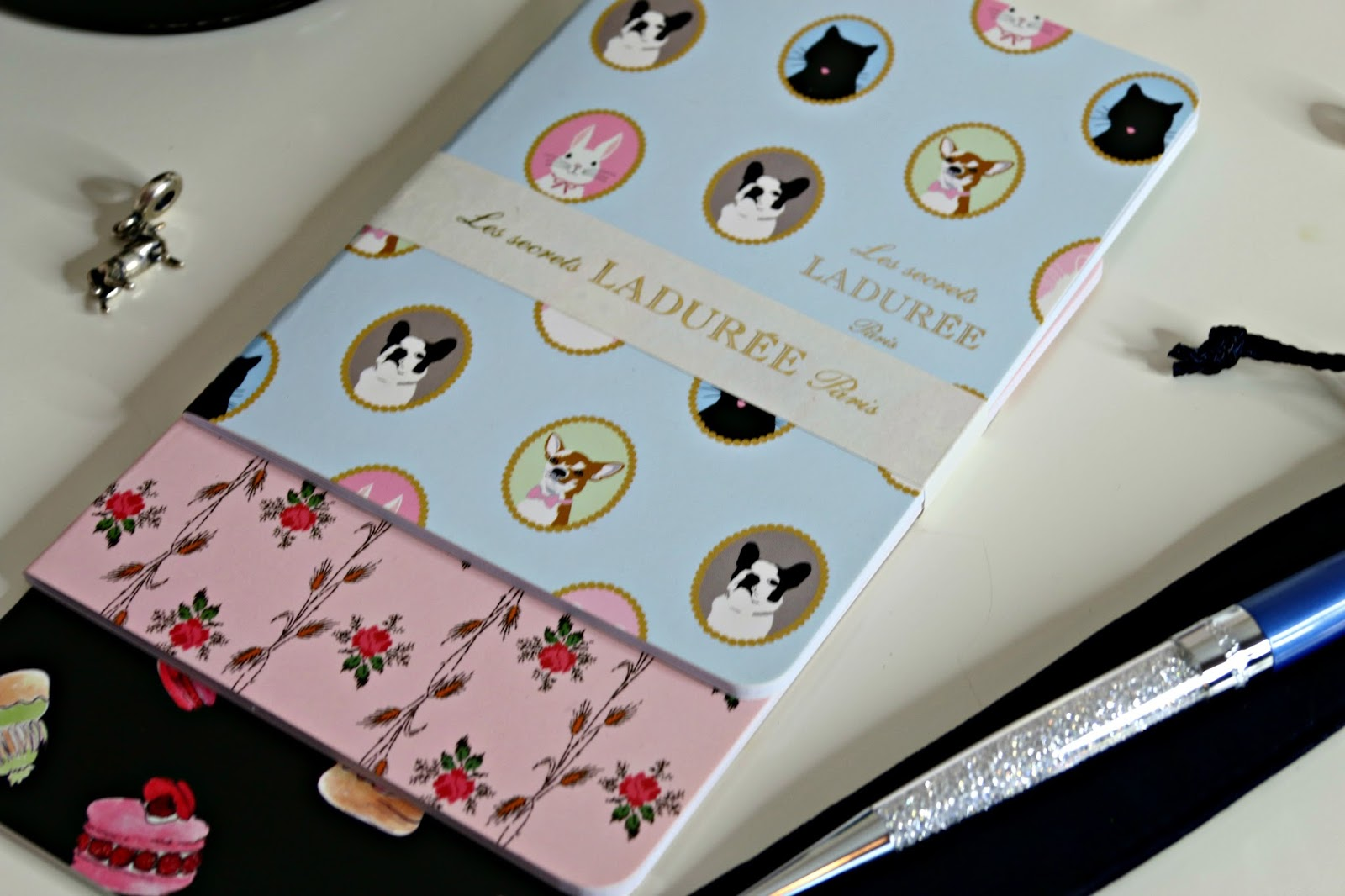 Ladurée A6 Notebook Set from Amara Living