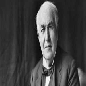 An archive photograph of Edison taken in 1922. Image Credit: Library of Congress