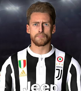 PES 2017 Faces Claudio Marchisio by Facemaker Ahmed El Shenawy
