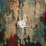 Mike Shinoda - Running From My Shadow (feat. grandson) - Single Cover