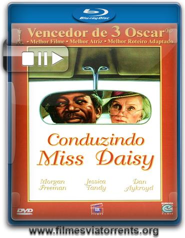 Conduzindo Miss Daisy Torrent - BluRay Rip 720p e 1080p Dual Áudio