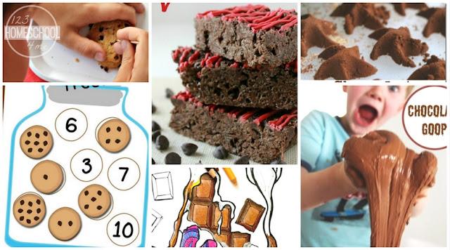 chocolate activities