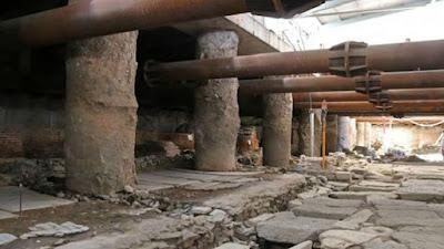 Ημερίδα «Και Αρχαία και Μετρό» στο Μουσείο της Αρχαίας Αγοράς Θεσσαλονίκης