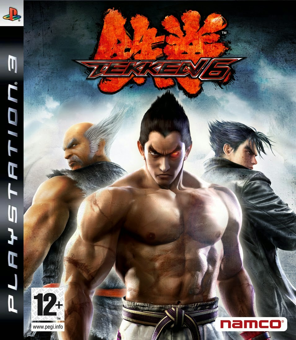 Tekken 6 Full Version Terbaru 2014 Download Game Android Apk Ter