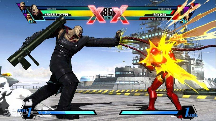 Ultimate Marvel vs Capcom 3 - PS3 Review   Chalgyr's Game Room