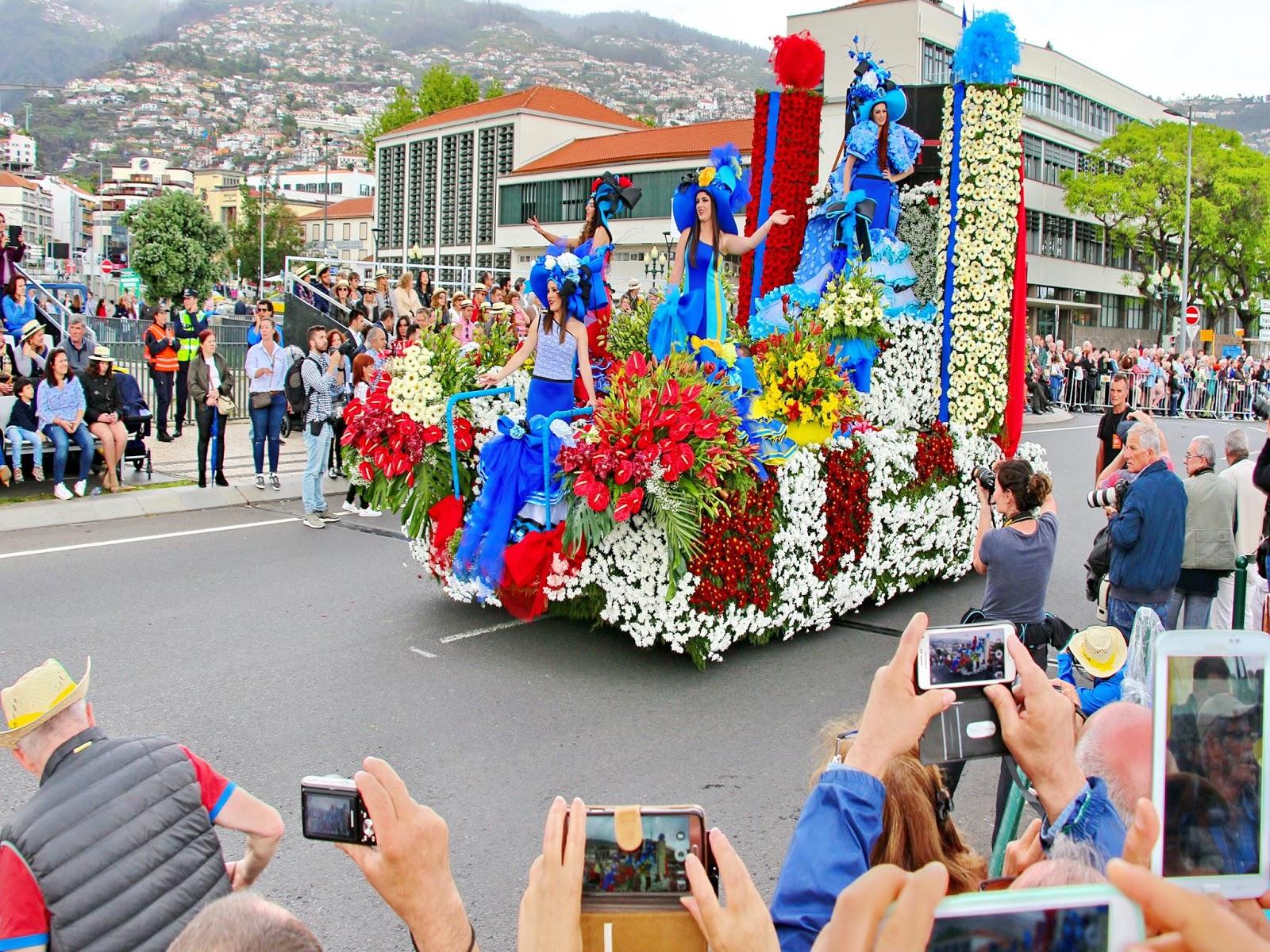 Festa da Flor encanta a cidade