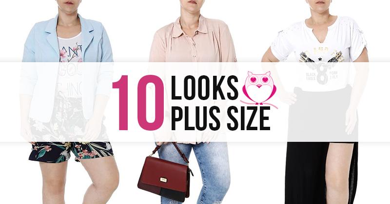 10 Looks Plus Size para o Verão 2019