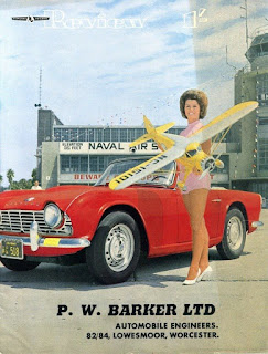 Standard Triumph Review cover