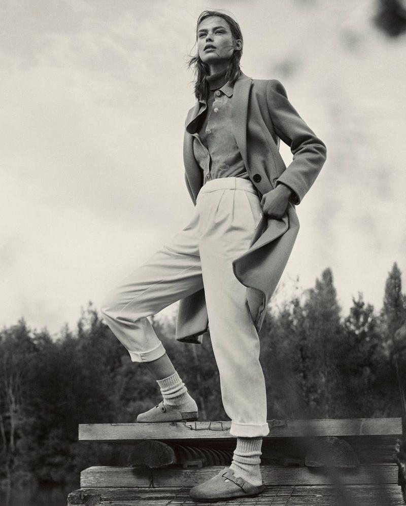 Massimo Dutti Winter Horizons 2018 Lookbook