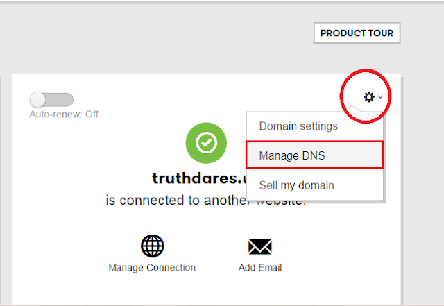 how to create subdomain in godaddy
