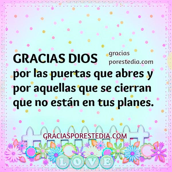 Bonitas imágenes con oraciones de buenos Días y gracias a Dios. Frases, oración cristiana de agradecimiento, imágenes para facebook cristiano por Mery Bracho
