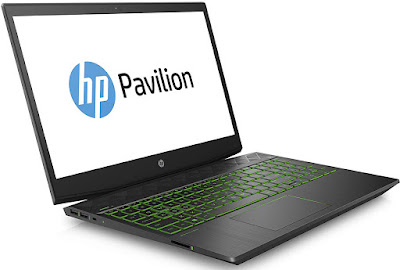 HP Gaming Pavilion 15-cx0053ns