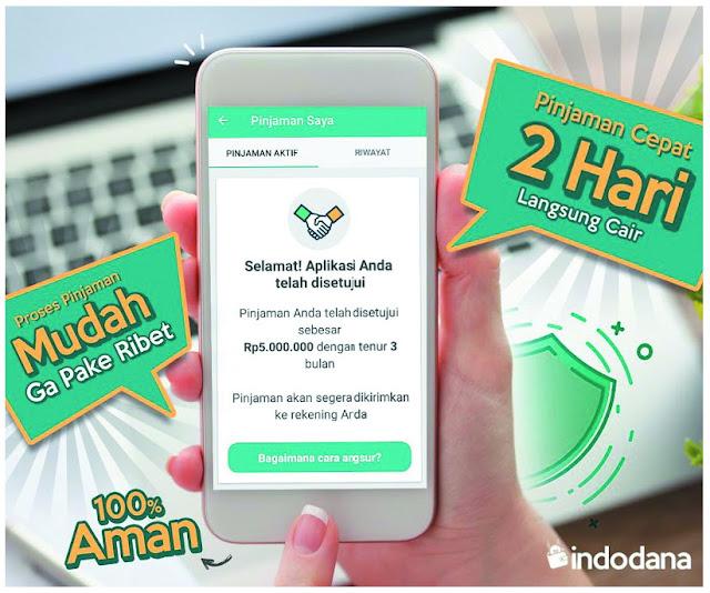 pinjaman uang online dan tips keuangan terbaik di indonesia. Butuh Dana Segar Ini Cara Daftar Sebagai Nasabah Di Aplikasi Indodana Teknopers Com