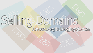 selling domain