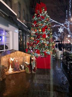 Image result for Dominicanos celebrando las navidades en nueva york