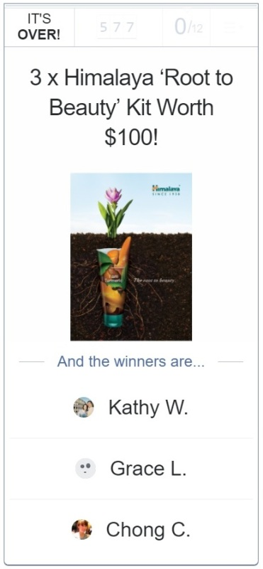 himalaya root to beauty kit turmeric skincare winners