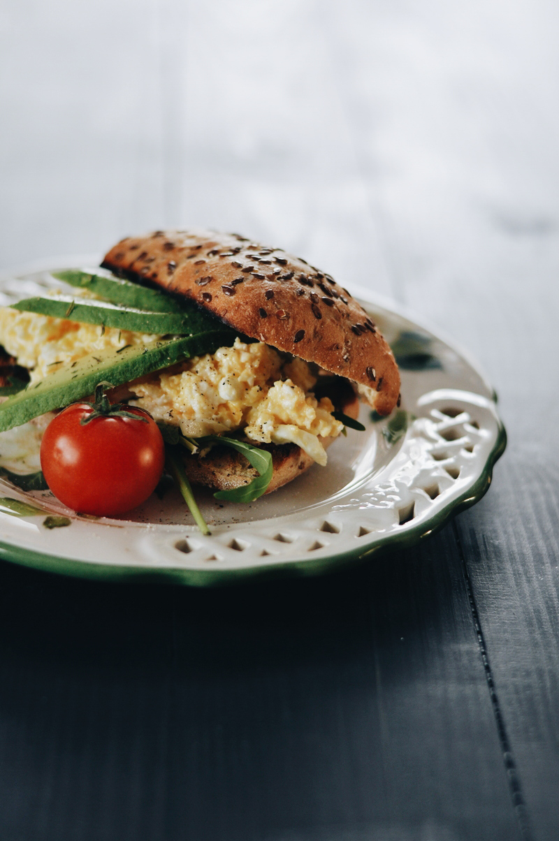 best of the best scrambled eggs · viens no labākajim olu kulteņiem