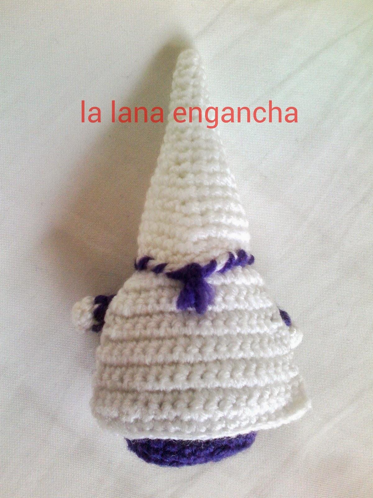 La lana engancha: NAZARENO