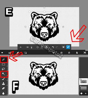 Membuat logo esport