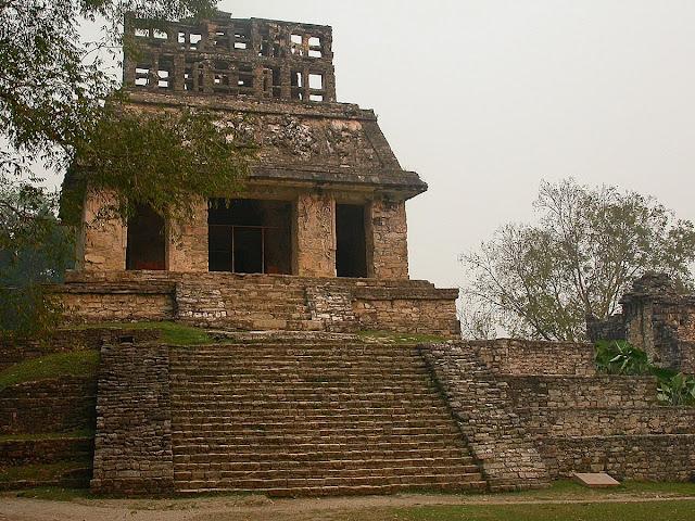 Temple du Soleil Palenque
